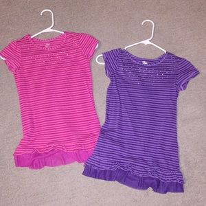 Children's Place Shirts & Tops - NWOT tunic length tops